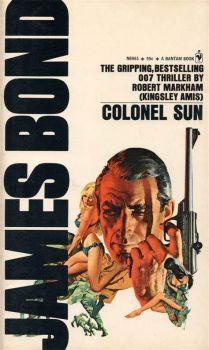JAMES BOND 007--COLONEL SUN !