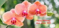 Happy Birthday dear Janet ♥♥♥