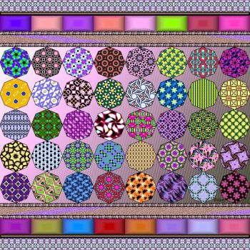 Potpourri357 - Octagons plus - Jumbo - rj