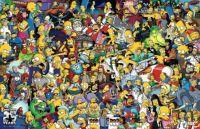Simpsons Mash