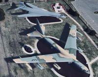 Tinker Field Air Base display