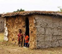 Masai Mud Hut