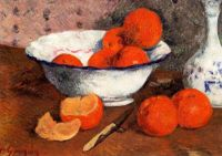 Still life with Oranges - Zátiší s pomeranči - 1881
