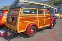 1949 Dodge Truck Woodie Rear