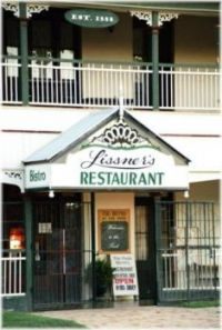 Lissner's Restaurant, North Queensland, Australia