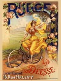 Themes Vintage ads - Rudge Bicycle Poster