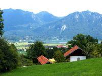 Das Voralpenland Bayern - Benediktbeuren