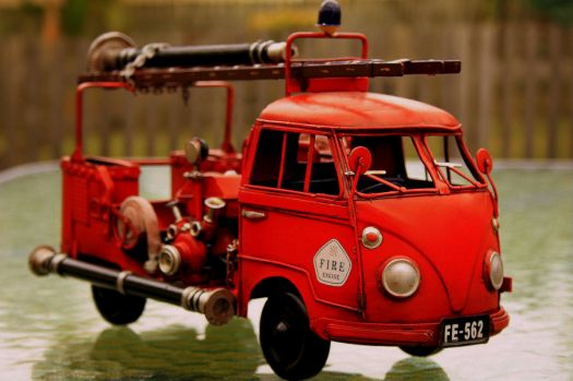 Old Fire Engine