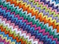 knit squiggles