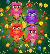 funny-owls