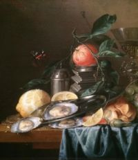 Still Life Painting, Los Angeles County Museum of Art
