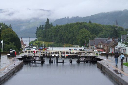 Fort Augustus, Scotland - 16th Sep 2008