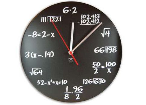 "THEME: ""Clocks, Watches & Timepieces""  Time for a Math pop quiz, LOL"
