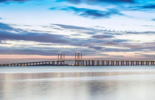Jiaozhou Bay Bridge, China $1.5 billion