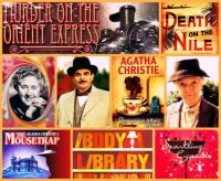Happy Birthday Agatha Christie! 15 Sep 1890