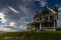 Colonel's House - Fort Casey