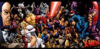X-men Team Pinup