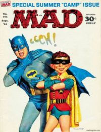 MAD Magazine #105