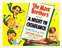 A Night in Casablanca - 1946B
