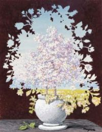 """Themes """"Famous Paintings"""",  R. Magritte"""