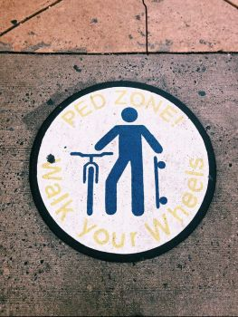 Walk your Wheels🚲🚲🚲🚲