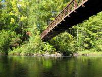 Copper Falls Bridge