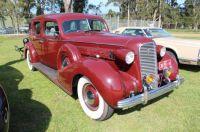 "Cadillac ""Series 85"" - V12 - Fleetwood - 1936"
