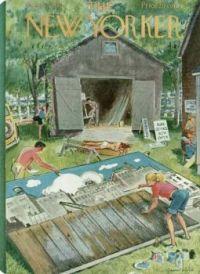 June 2, 1951 - The New Yorker  / Cover art by Garrett Price