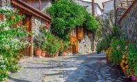 Street Of Akapnou, Cyprus