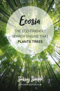 Ecosia, the search engine that plants trees