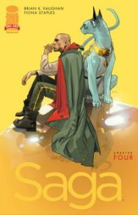 SAGA chapter FOUR           ...my daughter's new favorite !  :)