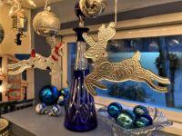 Coca Cola Polar Bear Reindeer Ornaments (2)! :-))