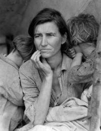 Motherhood during the Depression