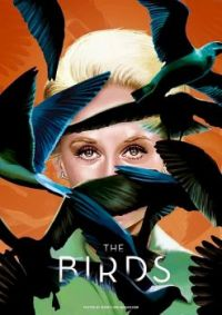 Hitchcock's THE BIRDS - 1963 MOVIE  TIPPI HEDREN
