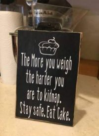 The more you weigh....