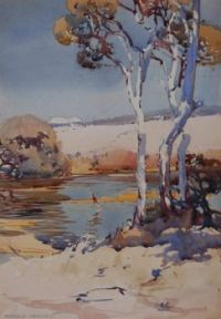 Harold Herbert Spring Creek c. 1930