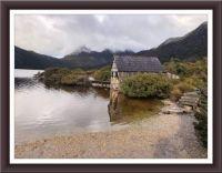 Lake St Clair In Tasmania. Larger.