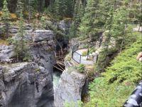 Moraine Gorge, Jasper National Park