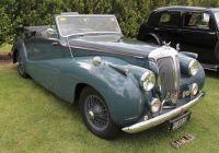 "Daimler ""Consort"" - Barker Special Sports Drophead Coupé - 1951"