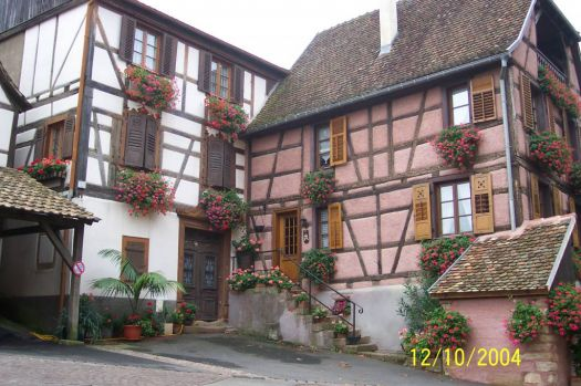 Another House in Riquewihr Alsace