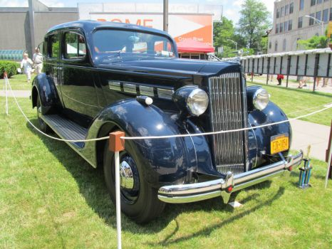 1937 Packard 120 Touring Coupe  2