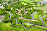 Bourtange village Netherlands