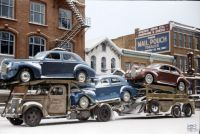 1940 - Auto transport, Chillicothe, Ohio