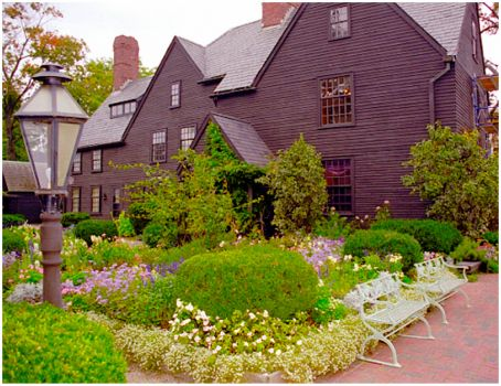Nathaniel Hawthorne's House of the Seven Gables