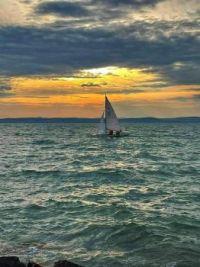 Album Lake - Balaton, Hungary