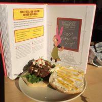Bob's Burgers: Foot Feta-Ish Burger / Never Been Feta