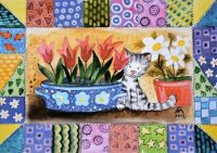 PATCHWORK KITTEN