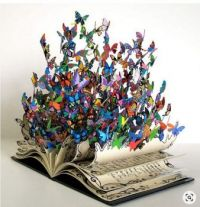 Book of Life - Beautiful Butterflies