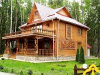 Russian cottage