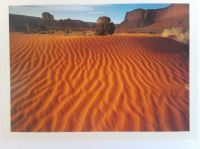 Dune Ripples Monument Valley/Utah/Arizonia